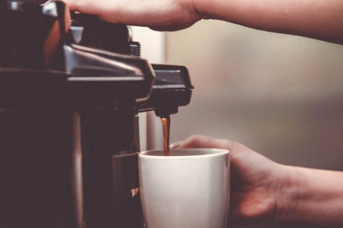 Kávovar Vám umožní pochutnat si na kávě